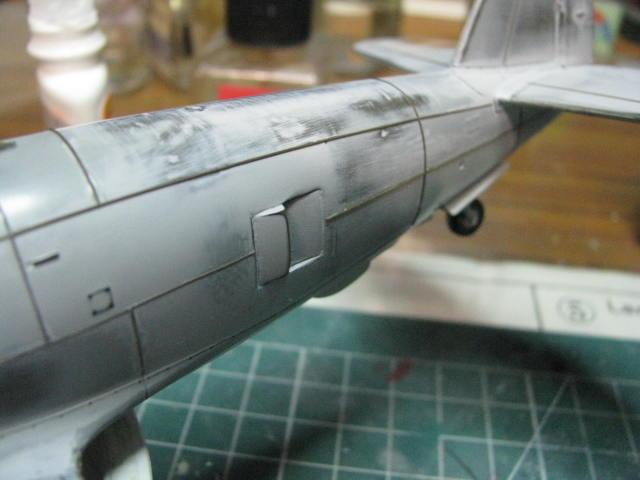 Restauration P-47D Monogram 1/48 .......Terminé!  421393IMG5730