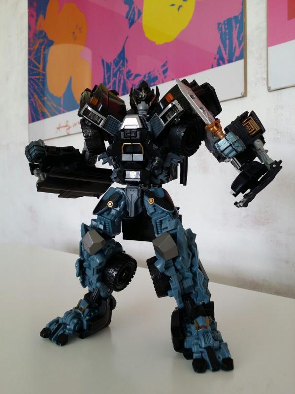 """red360 collec"""": War Machine MKII Diecast Hot Toys 421561201407111623481"""