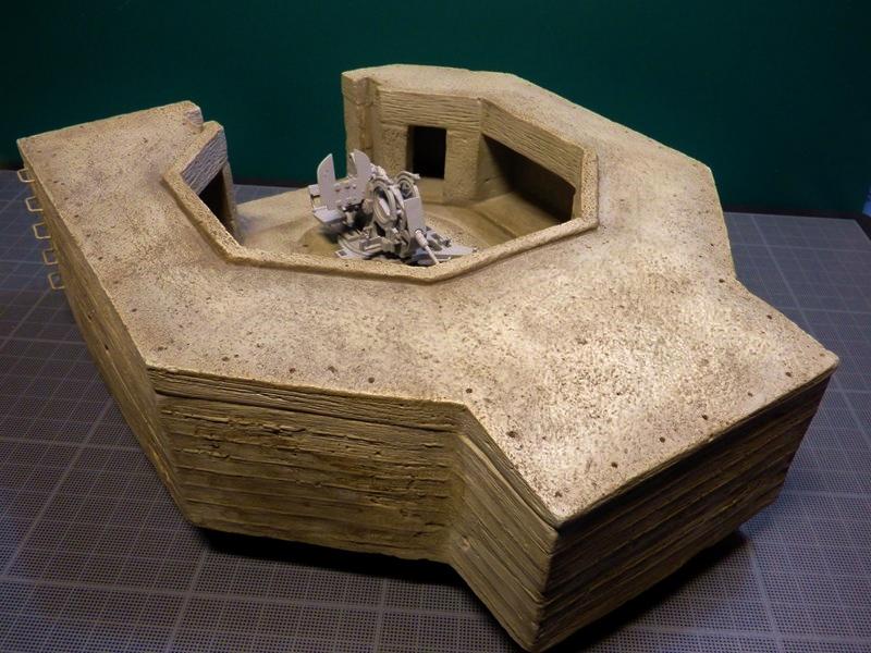 """Festung CHERBOURG """"Fort du Roule"""" 79th ID 25/26 JUIN 1944  - Page 2 422553P1090313Copier"""