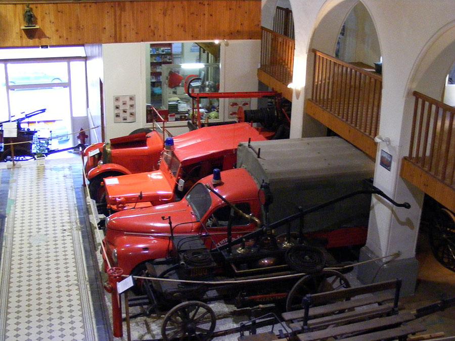 Bagnoles de l'Orne - Musée départemental des pompiers. 423040DSCF1722z9