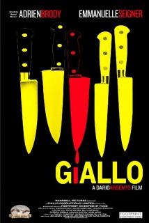 Dario Argento 425106GIALLO