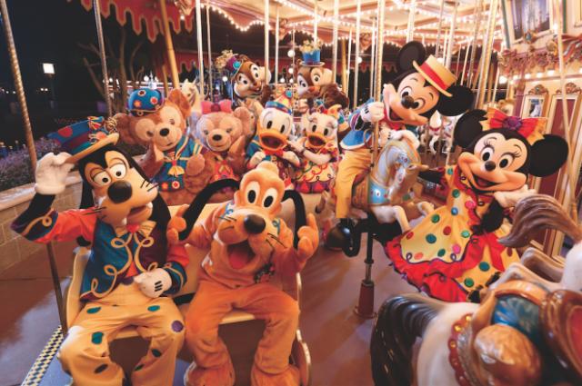 [Hong - Kong Disneyland] Festivités des 10 ans 426055W48