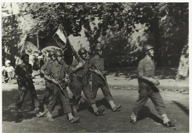 Le Bataillon de Choc 1943/1963. Photos. 426217Ajaaciosept43LtSaunierentte
