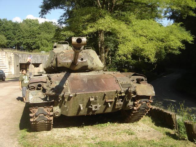 M-41 Walker Bulldog Hué 1968  426301M_41_four_a_chaux__9_