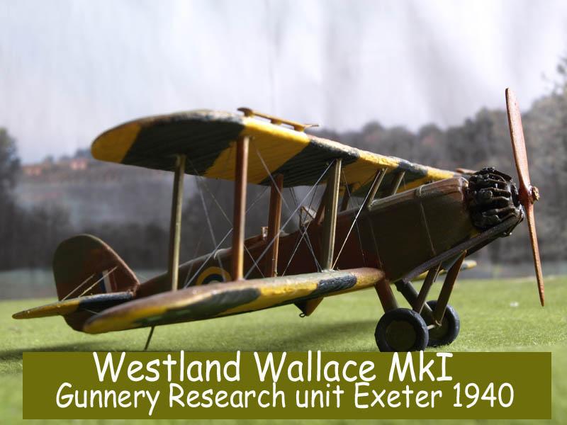 [Scratch] Westland Wallace 426993W033