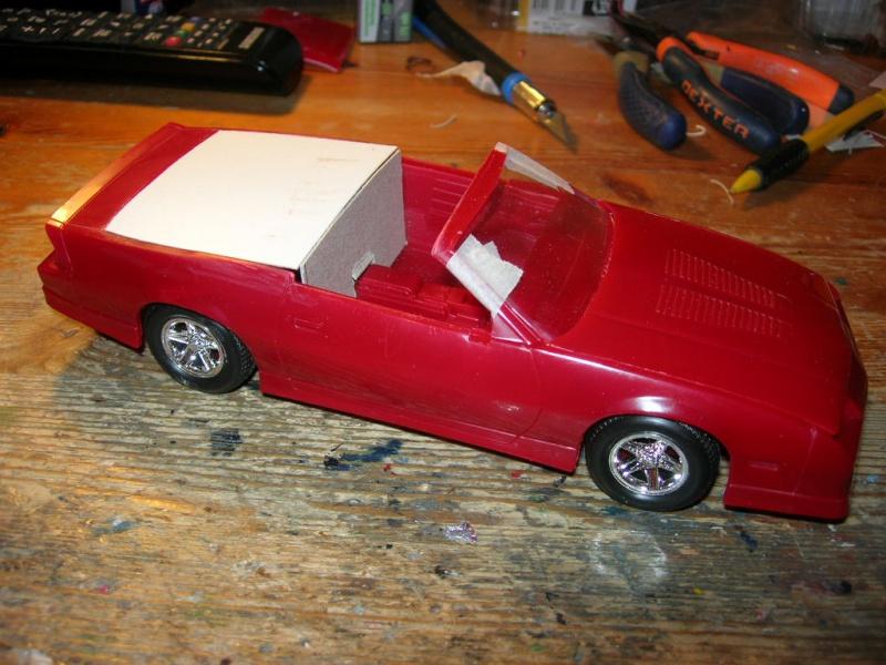 #51 : Camaro '85 convertible 2 place. 427167DSCN9943