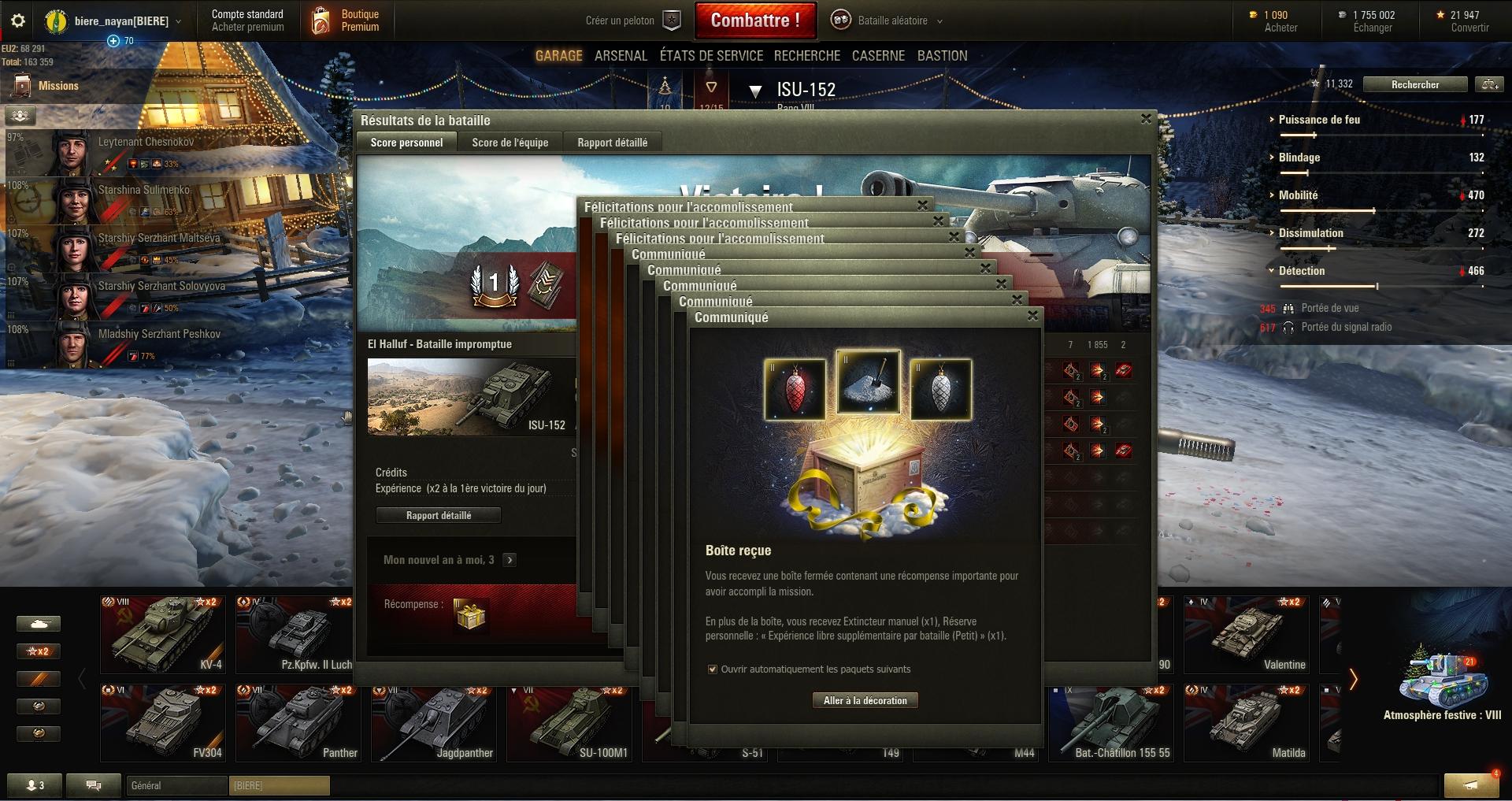 Screenshots et rapports de batailles - Page 13 427361shot012