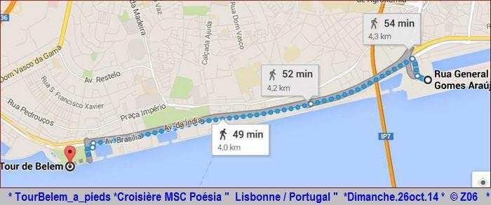Z06 / C/R MSC.... Poesia 21/10 au 30/10 2014   Gêne Malaga Casablanca Lisbonne Barcelone Marseille 427375TourBelemapieds
