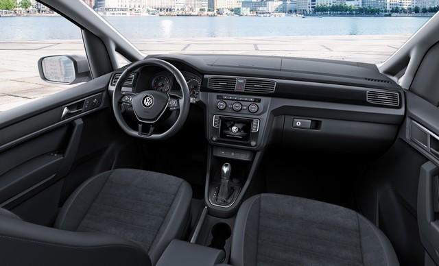 Le nouveau Caddy – toujours le meilleur choix  427464thd20150201vr001