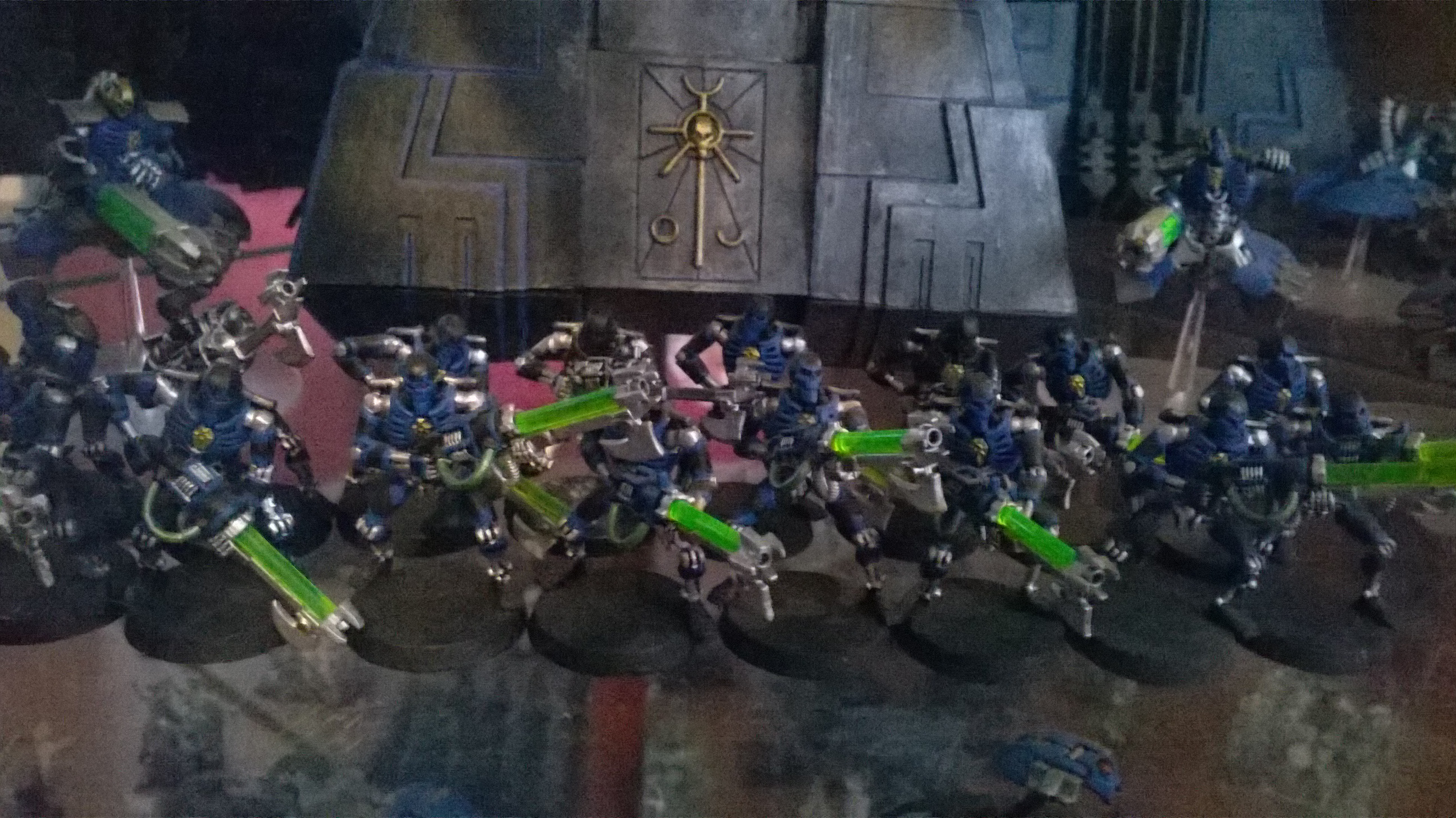 Les Armées de Nico. (Battle & 40K) 4277266739
