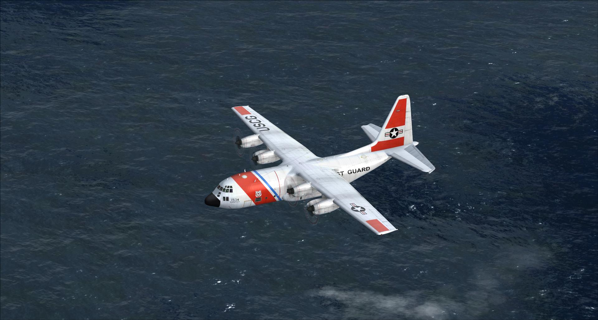 Compte rendu vol réseau en c130 captain sim 4286202014113144625401