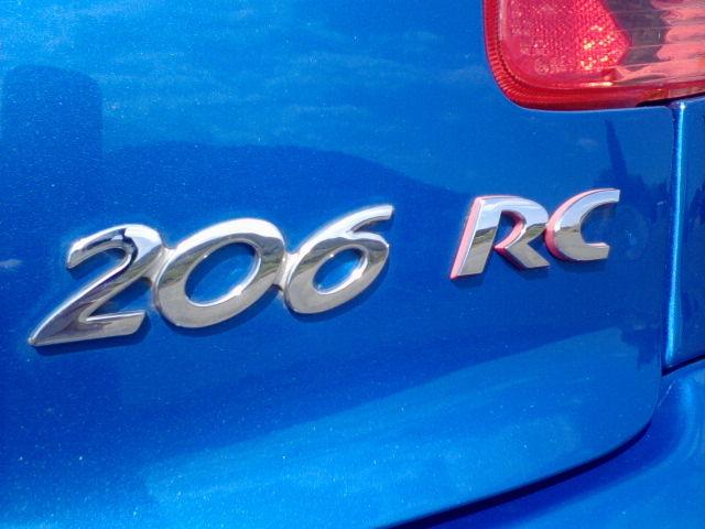 206 RC bleu récif 428919P2008151606