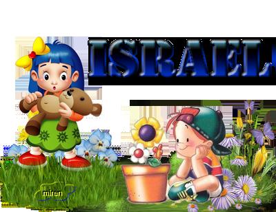 Nombres con la I - Página 2 4291640Israel