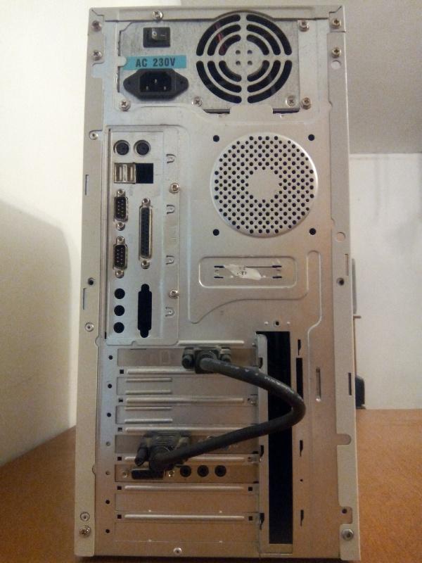 Windows 98 et après, ou comment ressusciter un vieux PC 429815PC222