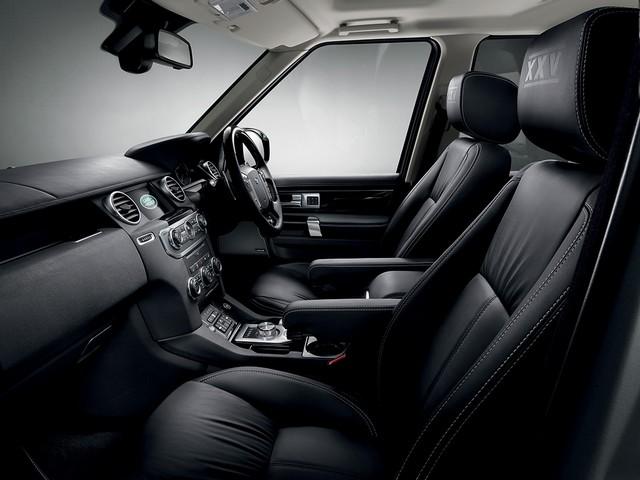 Land Rover célèbre les 25 ans du Discovery avec l'édition spéciale 'XXV' 430002landroverdiscoveryeditionlimitee4