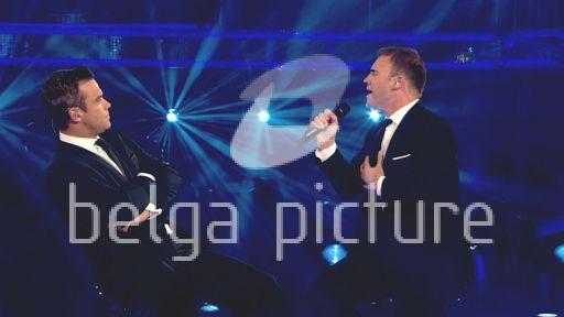 Robbie et Gary au Strictly Come Dancing BBC 1 02/10/10 43031922670107