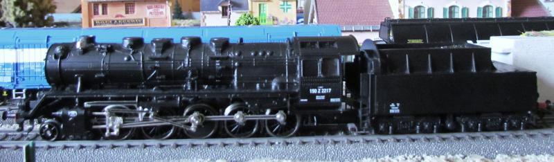 Ma nouvelle vapeur Märklin 430356IMG5678