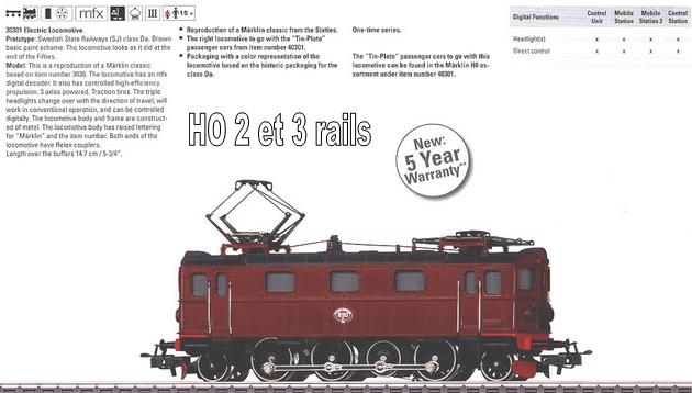 Les machines D/Da/Dm/Dm3 (base 1C1) des chemins de fer suèdois (SJ) 430418Marklin303012013Qtr2DgtlSJclDaR