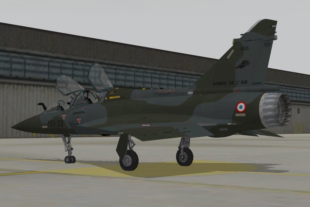 Mirage 2000D - Falcon BMS 4.32 4304822000dc