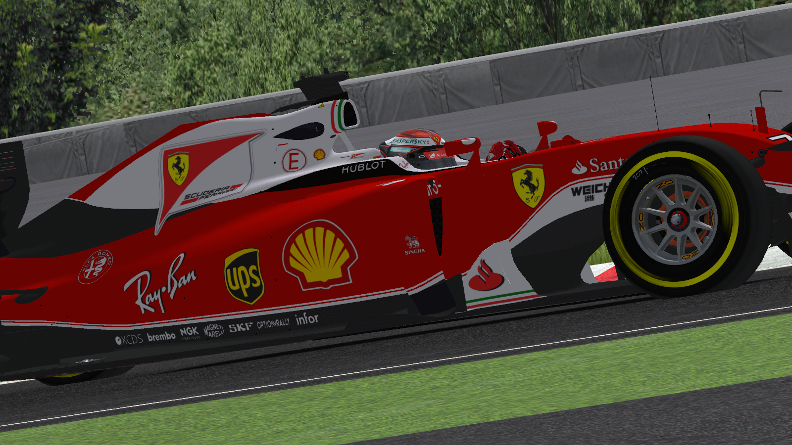[RELEASED]F1 2016 Codemasters by Patrick34 v0.5 431057rFactor2016100817005478