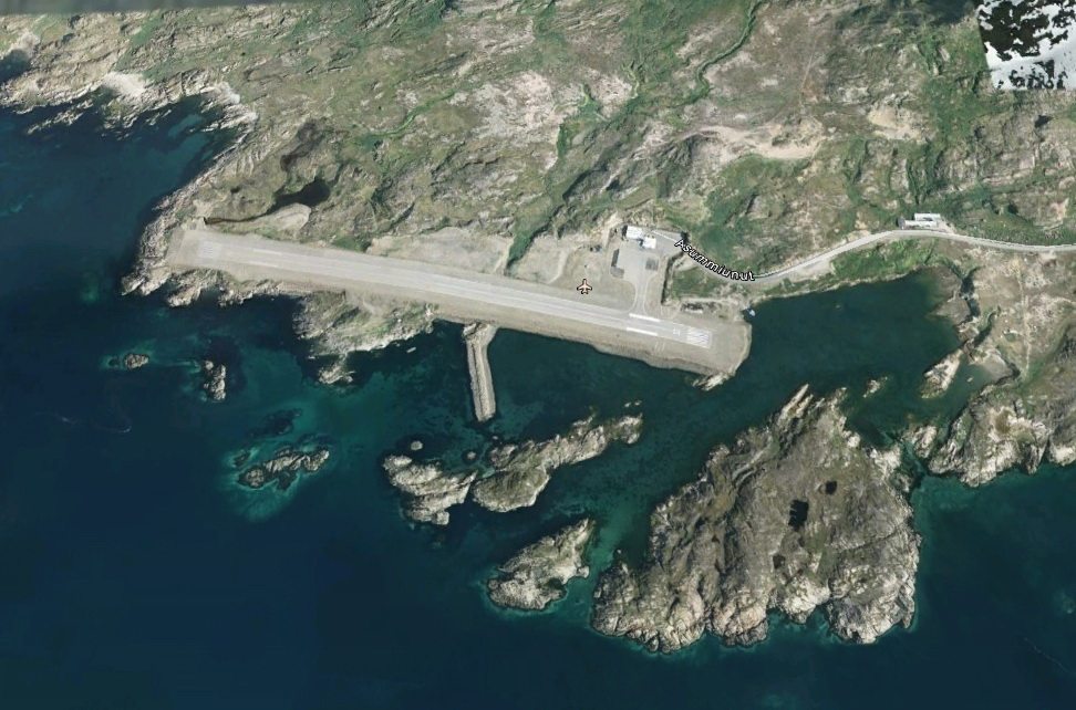 Acheminer un pêcheur jusqu'à l'aéroport de Trout Lake le 11 avril 431118Sanstitre201