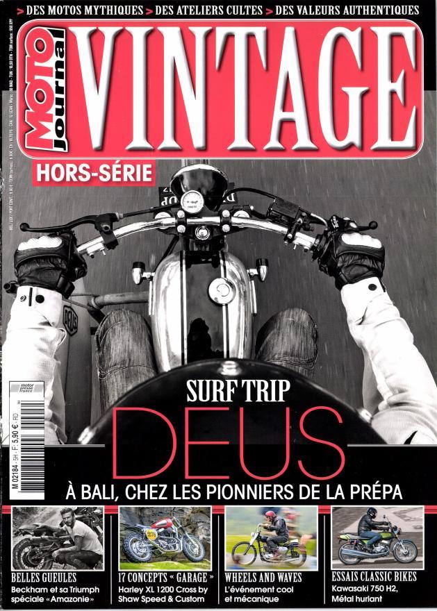 Moto Journal vintage 431204M2184H