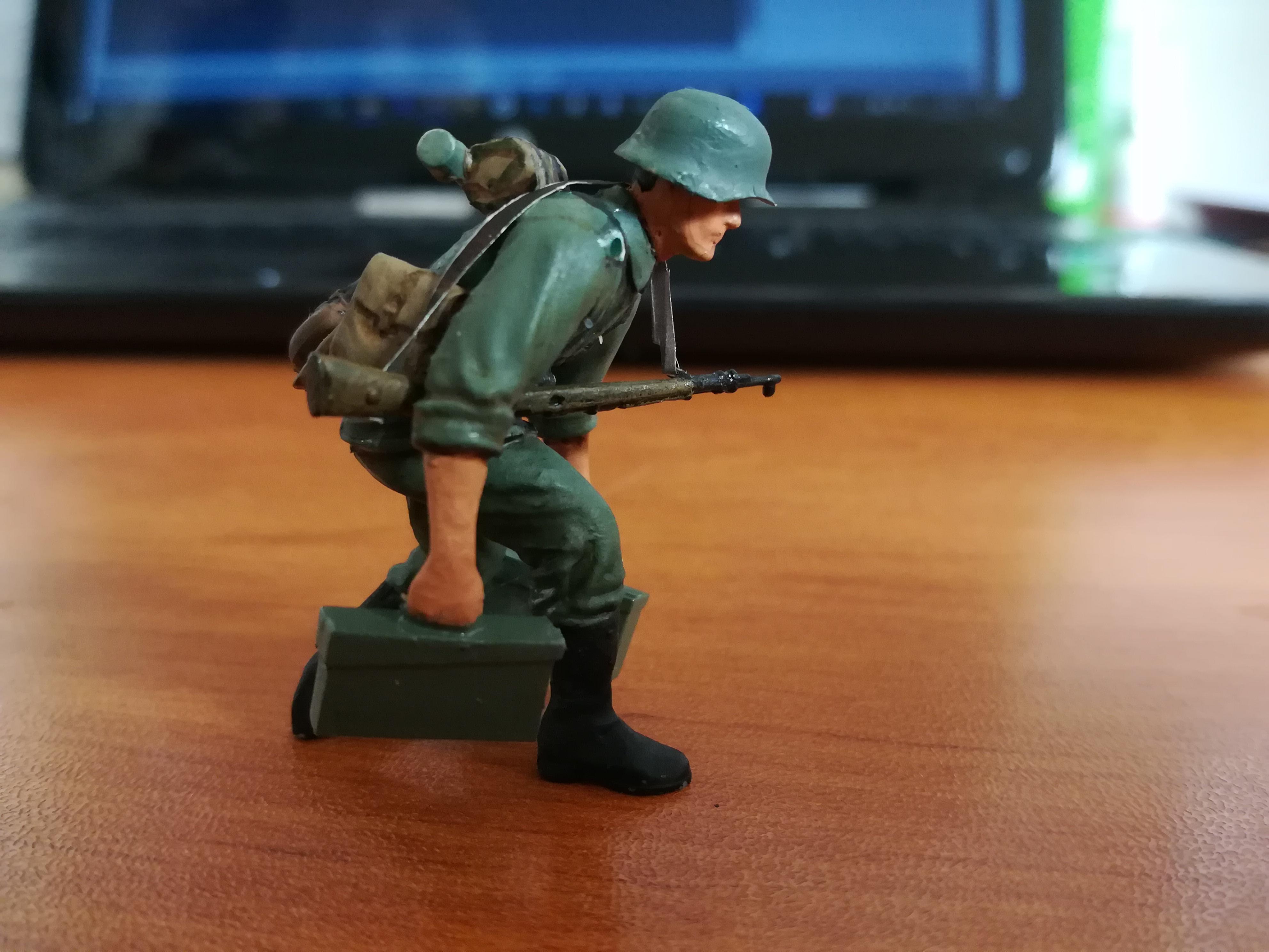 Front de l'Est, 1942 - T34 et Wehrmacht - Zvezda - 1/35 431254IMG20170916125907