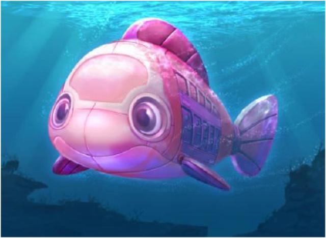 [Tokyo DisneySea] Nemo & Friends SeaRider (2017) 431815pix2