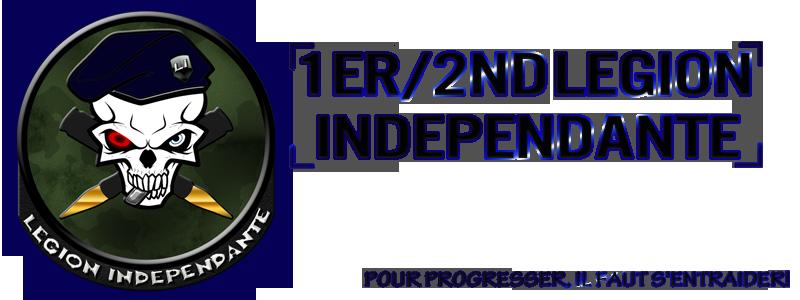 Forum de la 1ère et de la 2nd Légion Indépendante