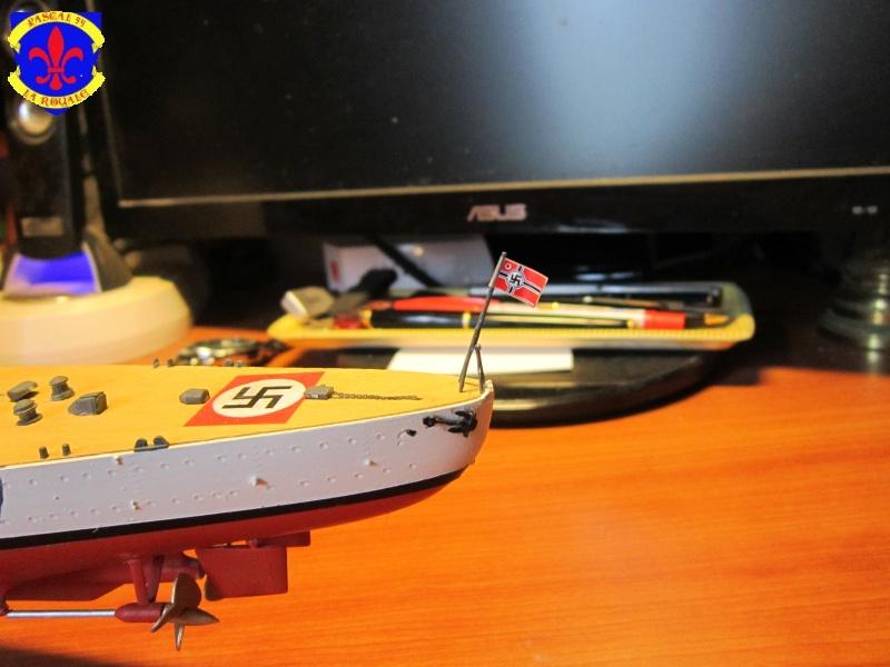 Croiseur de bataille Scharnhorst  au 1/350 de dragon - Page 9 432538IMG30901