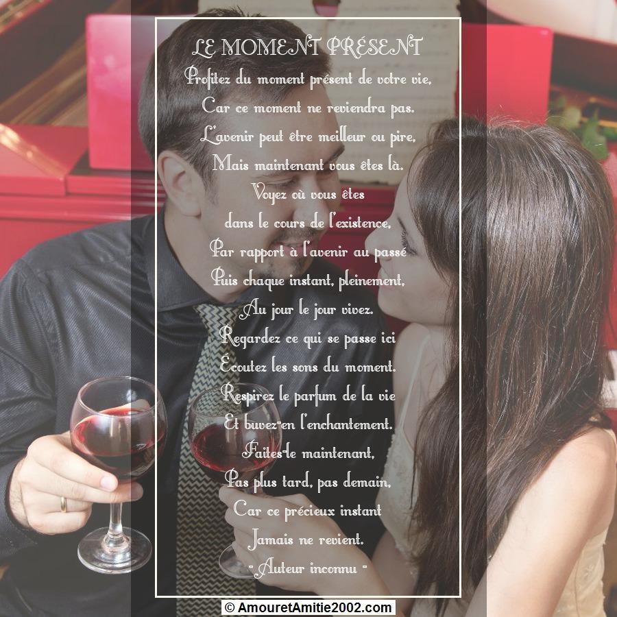 mes poemes du jour - Page 3 432566poeme5lemomentpresent