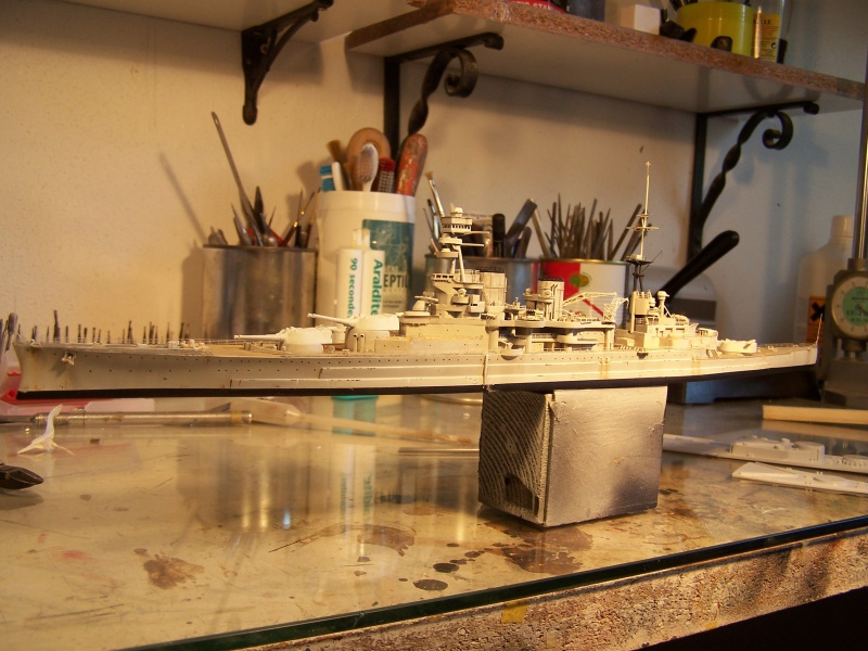 Hms Repulse conversion airfix 1/600 - Page 3 433968HmsRepulse036