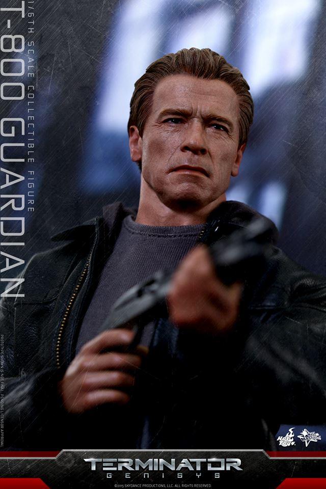 HOT TOYS - Terminator Genisys - T-800 Guardian 434144110