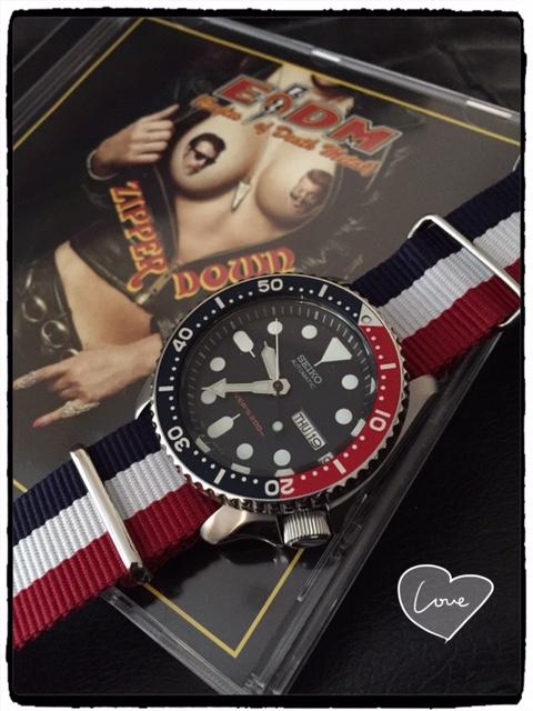 Votre montre du jour - Page 18 435213SKX00915