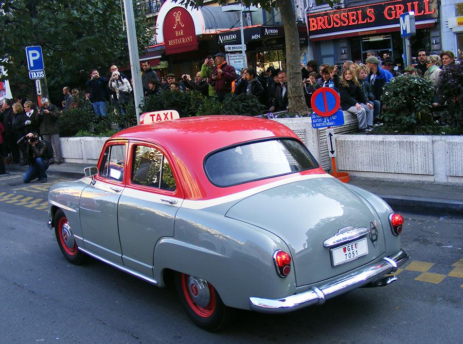 """Bruxelles côté BD  """"Tintin en automobile"""" 435793DSCF6160"""