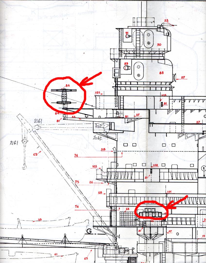 le Richelieu  au 1/100e par BORIS sur plans  436122Tour_AV