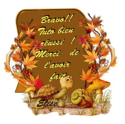 L'automne   ( psp) 436566automne
