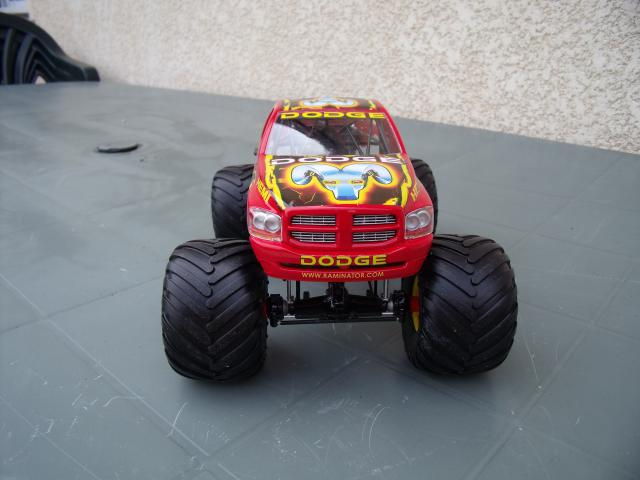 "Dodge Monster Truck ""Raminator"" 437032DodgeRaminator088"