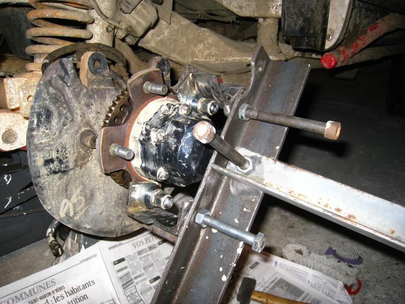 changement roulement de roue avant 437305IMG9451