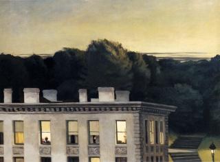 Couvertures d'Edward Hopper ! 43730817aHouseatDusk