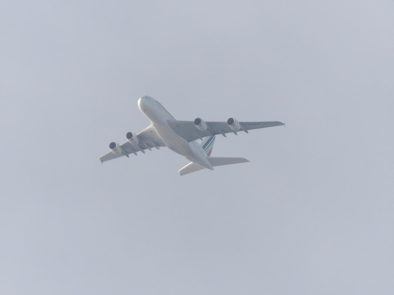 AIRBUS A380 438340A380FHPJH6
