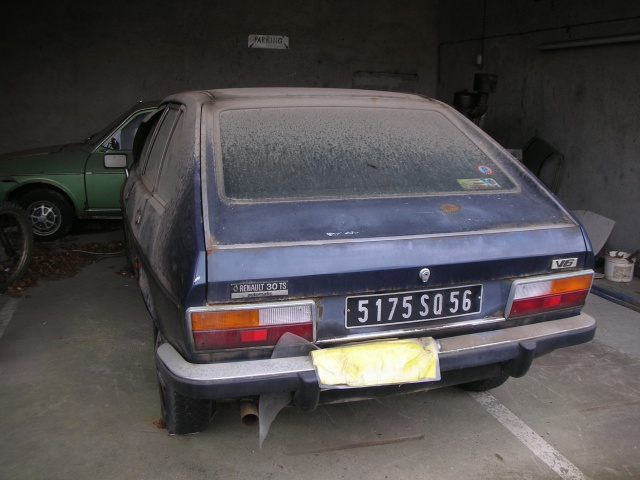 Renault 30 TS automatic - 1978 438400DSCN4362
