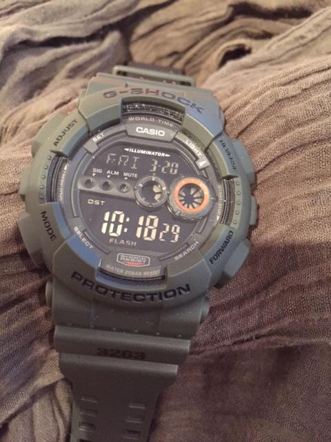 La montre du vendredi 20 mars 439521Gshock02
