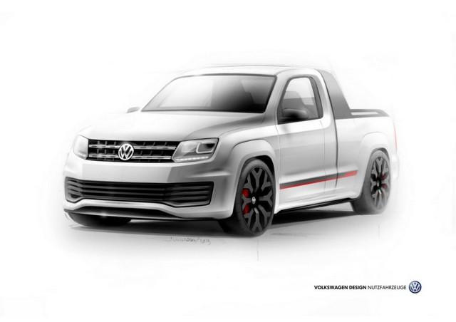 Wörthersee 2013 : Volkswagen Concept Amarok R-Style 440046VolkswagenAmarokRStyleConcept5