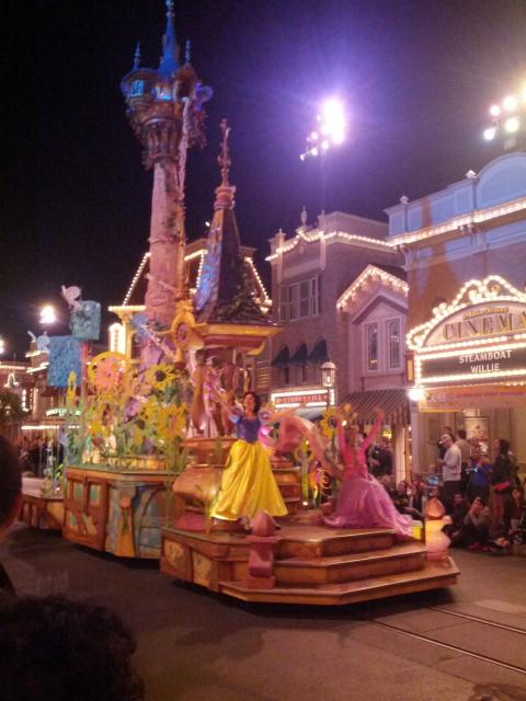 Disneyland Resort (Californie)et Universal Studio Hollywood du 29/10/2012 au 09/11/2012  440165IMG20121101192839