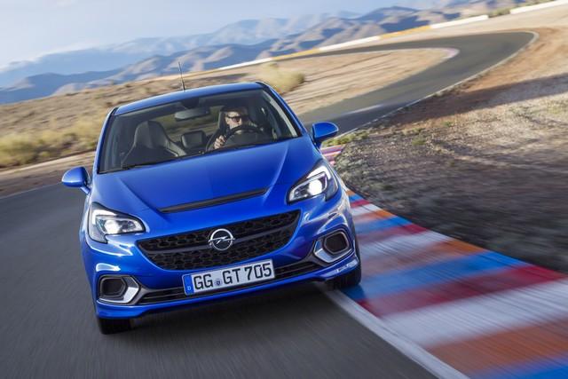 Nouvelle Opel Corsa OPC : gros muscles à prix raisonnable 440283OpelCorsaOPCExterior292964