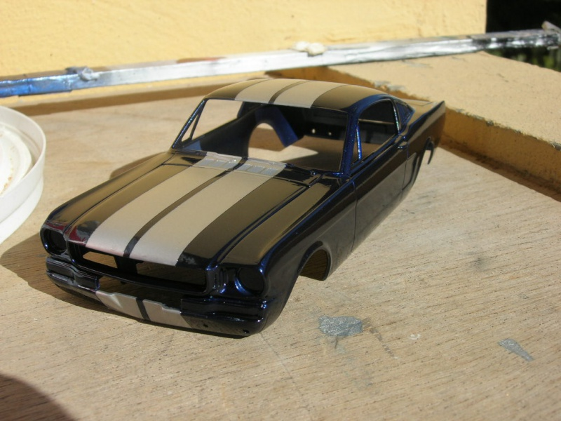"""Mustang Fastback""""65 Revell. 440628DSCN9996"""
