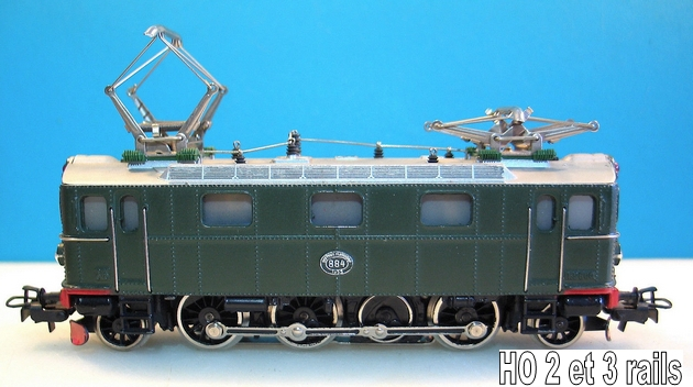 Les machines D/Da/Dm/Dm3 (base 1C1) des chemins de fer suèdois (SJ) 440792Marklin30192R