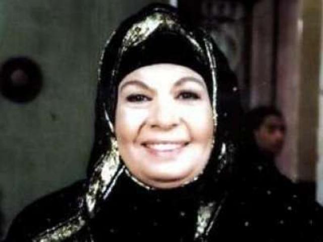 وفاة الفنانة خيرية احمد ظهر اليوم السبت 4415709998309019994052310