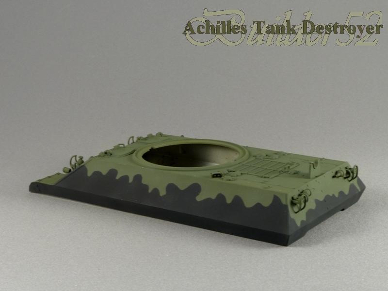 Achilles Tank Destroyer - Academy-Italeri + RB Model + set Blast 1/35 442078P1030811